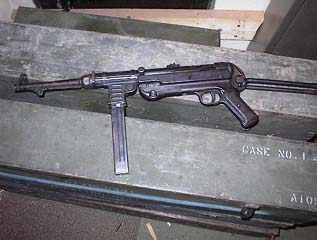 German SMG Accessories