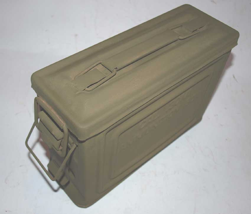 .30 Calibre Ammo Box for M1919 Browning