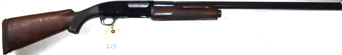 Fusil Pump action Shotgun (L25)  PRICE REDUCED FROM £260! EU 2016 Spec Deac