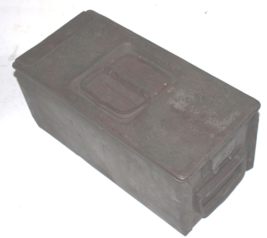 MG08 WW1 Double Ammunition Belt Box (BOX-08-2) PRICE REDUCED! was £145!