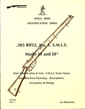 .303 rifle No1 SMLE Marks III & III*  (SAID NO1)