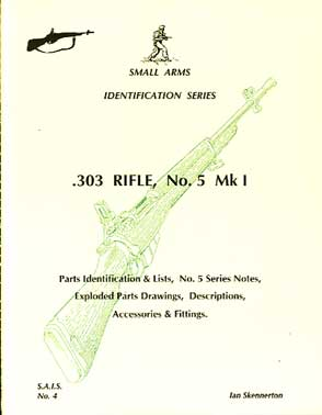 .303 rifle No 5 Mark 1  (SAID NO4)