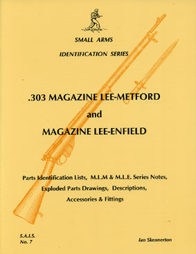 .303 Magazine Lee-Metford & Lee-Enfield (SAID No7)