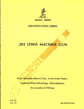 .303 Lewis Machine Gun (SAID No14)