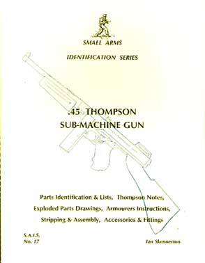 .45 Thompson SMG (SAID No17)