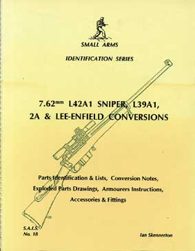 7.62mm L42A1 Sniper, L39A1,2A & Lee enfield Conversions (SAID No18)