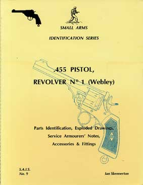 .455 Pistol, Revolver No1 (Webley) (SAID No9)