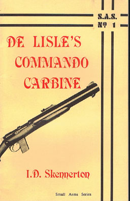 .De Lisle's Commando Carbine