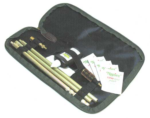 Napier Deluxe Shotgun Cleaning Kit