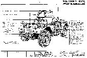 Ferret Scout Car stowage diagrams