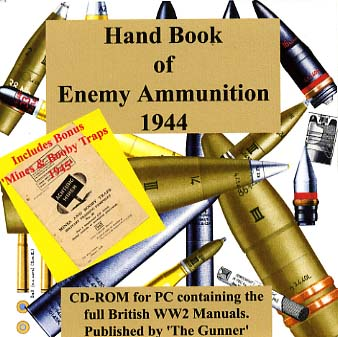 Handbook of Enemy Ammunition on CD