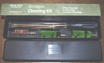 Value 12g Shotgun Cleaning Kit
