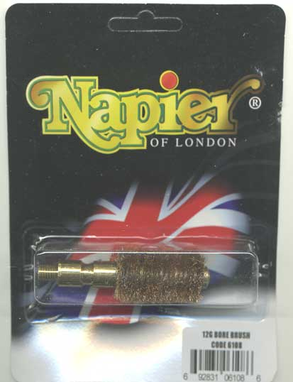 Napier 12G Bore Brush