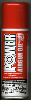 Power Airgun Oil £7.99