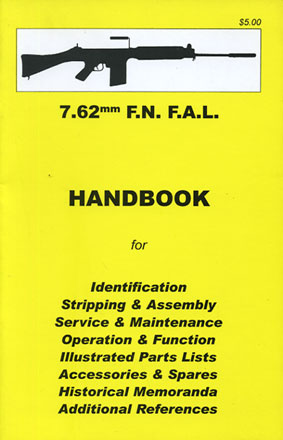 Skennerton Handbook for the 7.62mm FN FAL (also mostly applicable to the British L1A1 SLR)