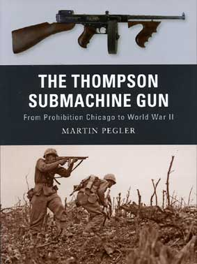 WPN-001 The Thompson Sub-machine gun