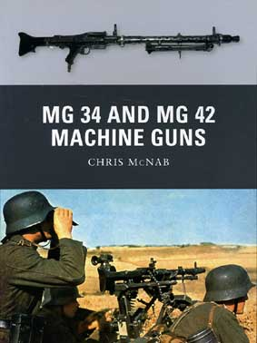 WPN-021 MG34 & MG42 Machine Guns