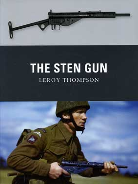 WPN-022 The Sten gun