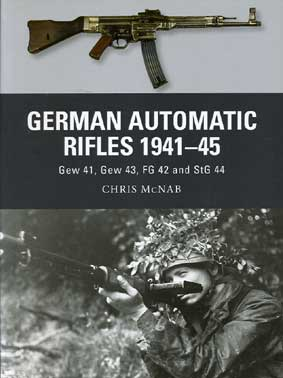 WPN-024 German Automatic Rifles 1941-45