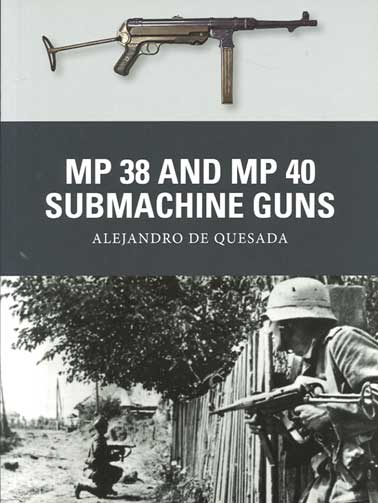 WPN-031 MP38 & MP40 Submachine Guns