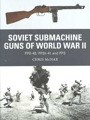 WPN-033 Soviet Machine Guns of WW2