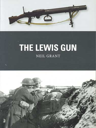 WPN-034 The Lewis Gun