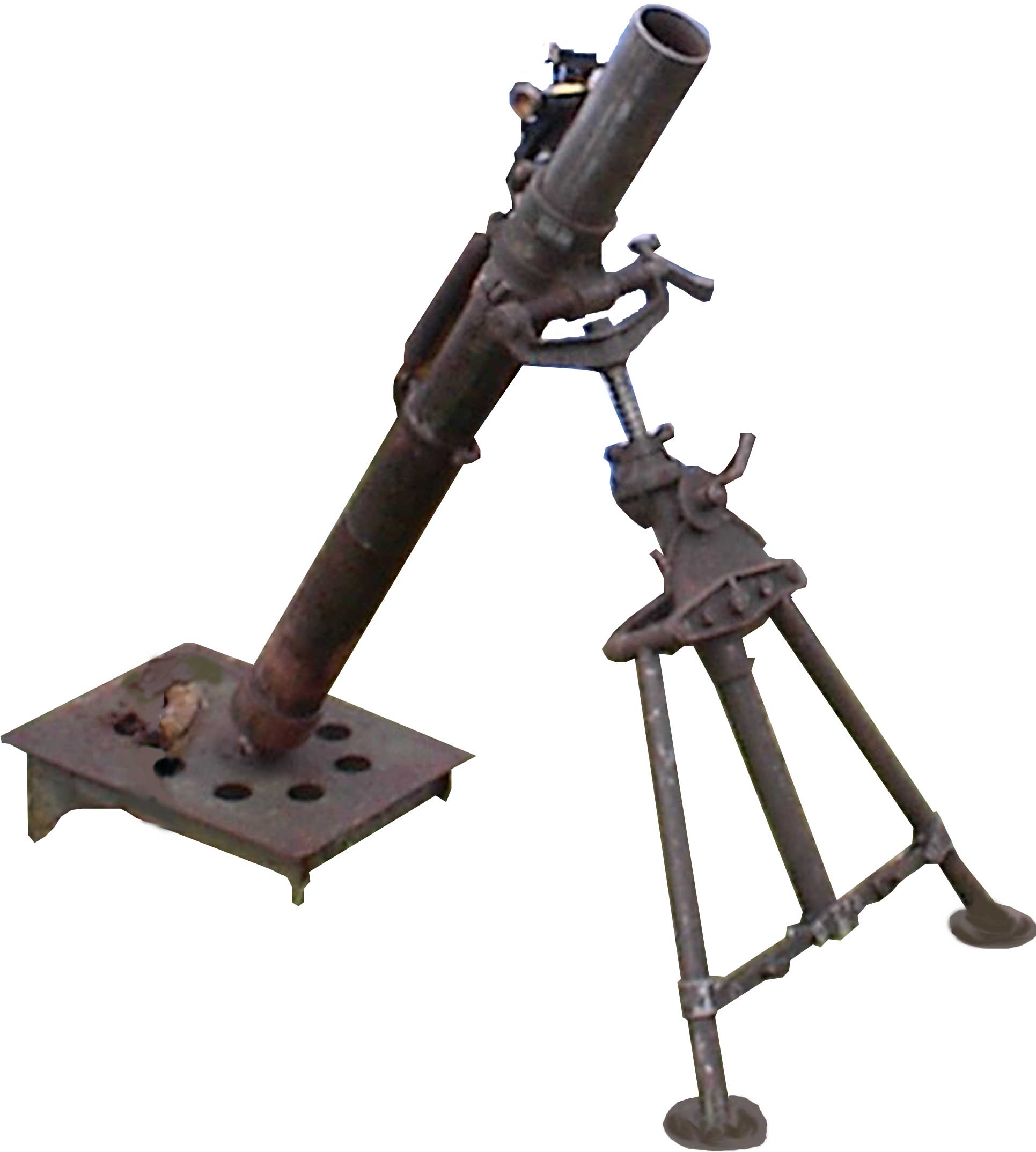 3 Quot Mortar Accessories The Gunner