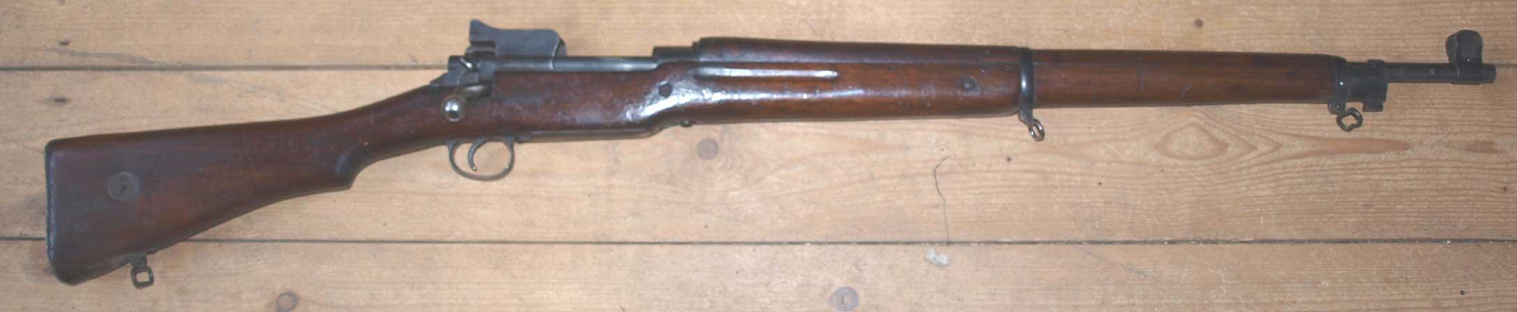 Enfield P14 & M17 rifles - The...