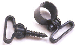 Rifle & Shotgun Sling swivels