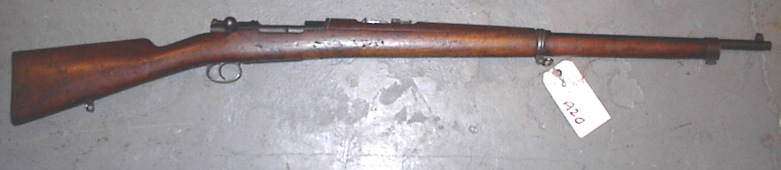 German and Other Mauser Action Rifles & Carbines