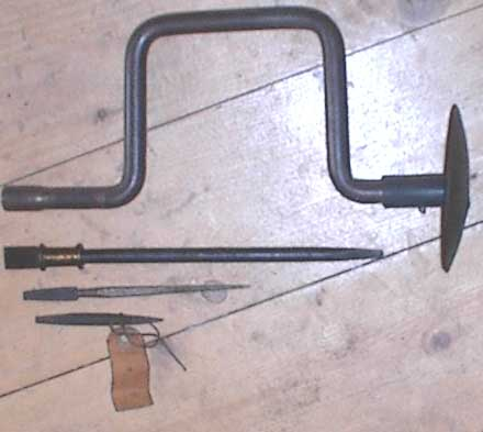 Lee Enfield Tools