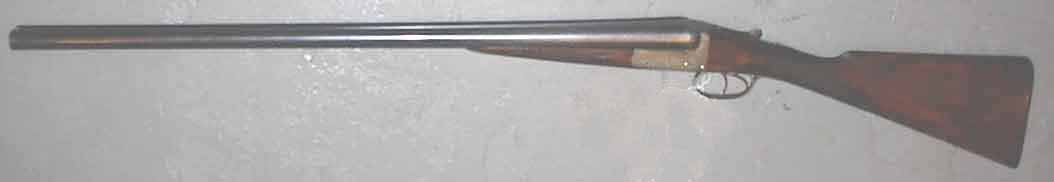 Double Barrel Side By Side & O/U Shotguns