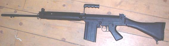L1A1 SLR and FN FAL Rifle Accessories