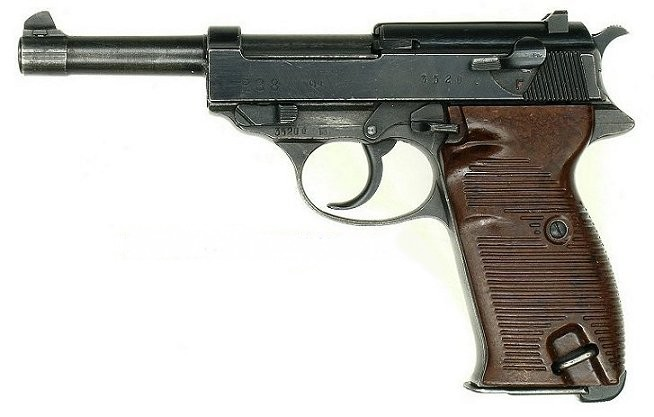 German Pistol Accessories