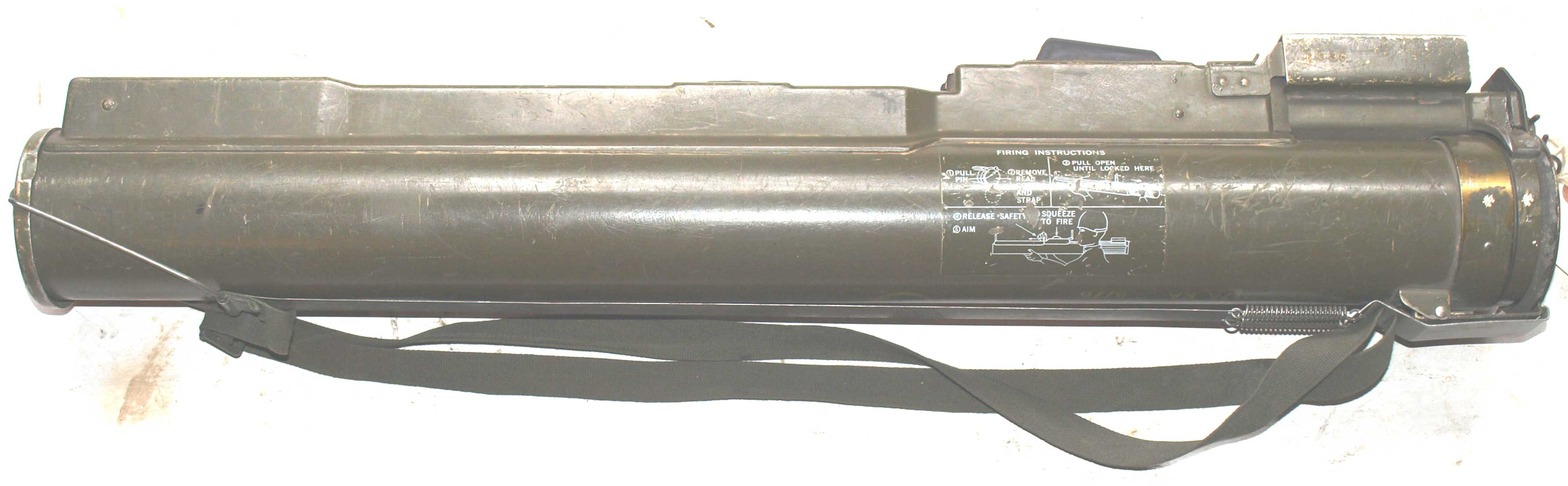 M72 LAWS 66mm Rocket Launcher (0086) REDUCED FROM 295