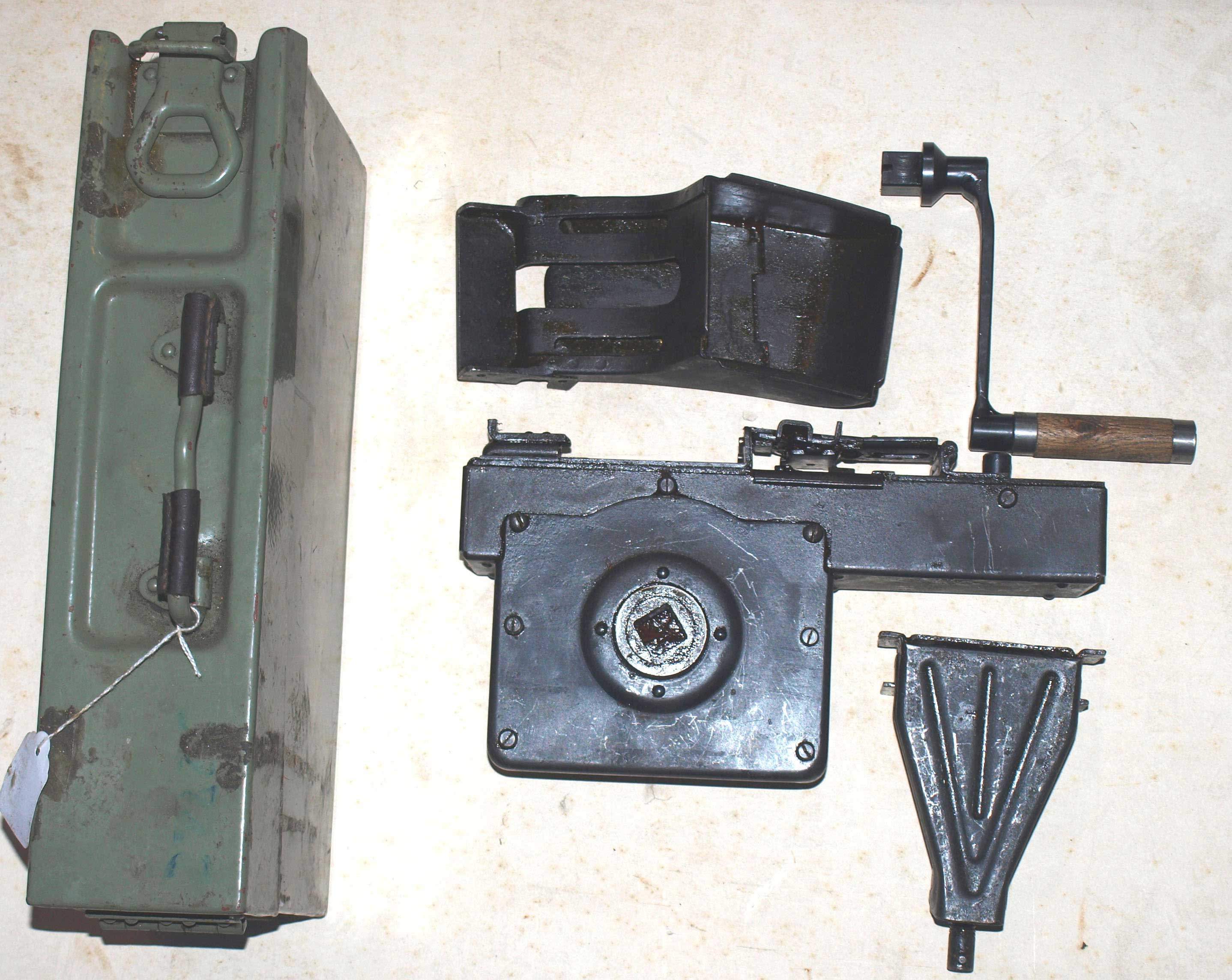 7.92 Belt Loader MG42, MG34 etc