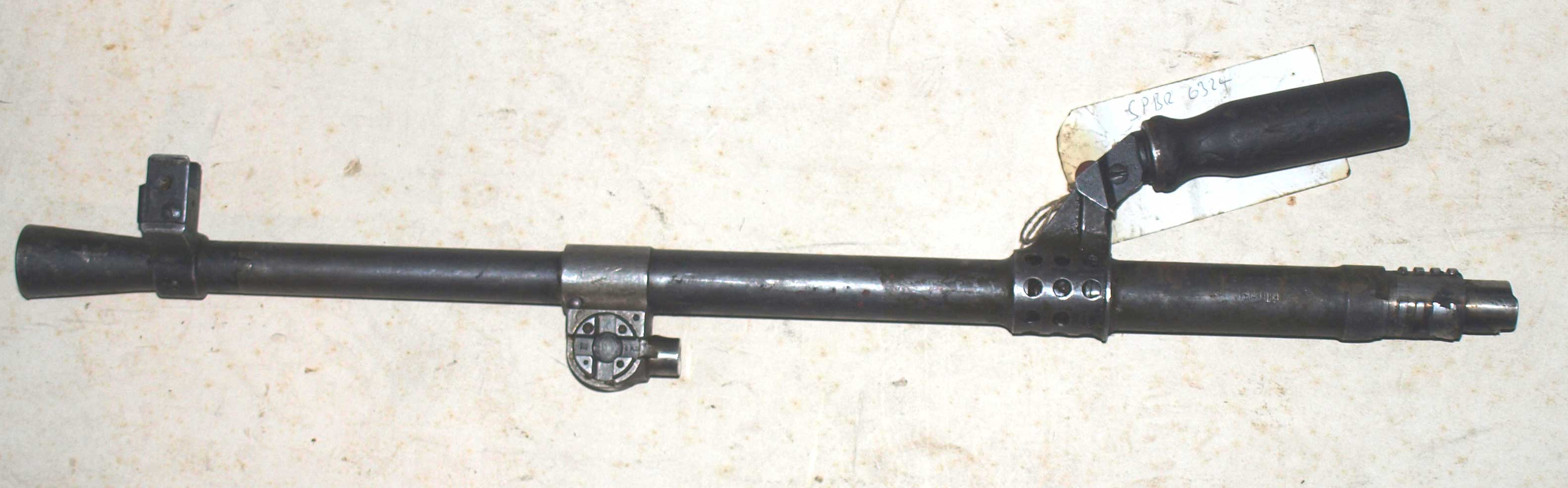 Barrel for Mk2 Bren