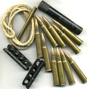 Lee Enfield WW2 Ammo Accessories Pack - The Gunner