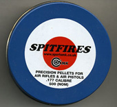 .177 Calibre Spitfire domed pellet £3.99
