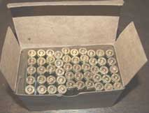 7.62x51 boxed 50 rounds Nato inert ammunition
