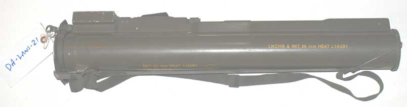 M72 LAWS 66mm Rocket Launcher (DA-LAWS-21)