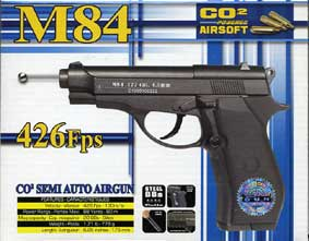 Cyber Gun M84, SPECIAL DEAL only £59.95!!