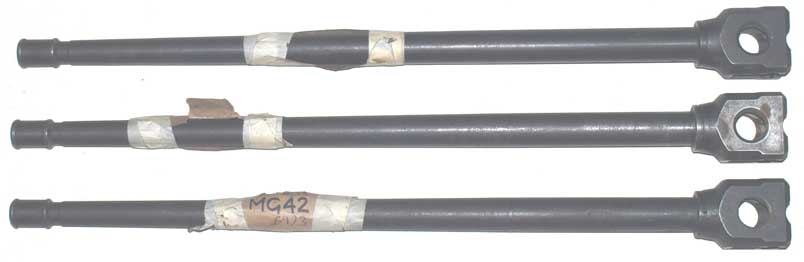 WW2 MG42 Deactivated Spare Barrels