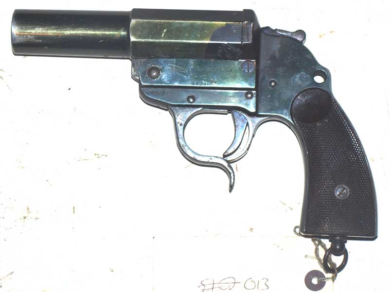 1939 German Signal pistol (O13)