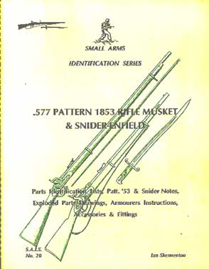 .577 Pattern 1853 Rifle Musket and Snider Enfield (SAID No20)