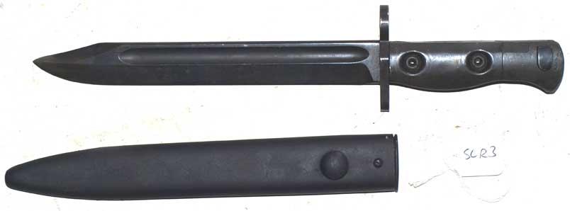 British Bayonets - The Gunner
