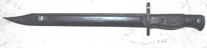 SLR Bayonet-Indian manufacture (SLR6)