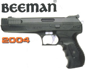 Beeman 2004E .177 Air pistol £74.95