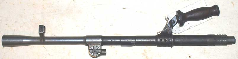 Barrel for Mk1 Bren