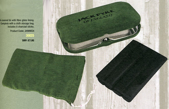 Charcoal Handwarmer Set
